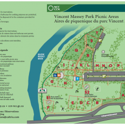 Vincent Massey Park Picnic Areas