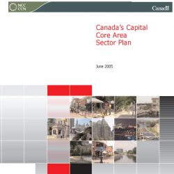 Canada's Capital Core Area Sector Plan