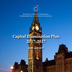 Capital Illumination Plan 2017-2027 - Draft - June 2017