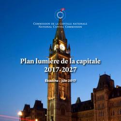 Plan lumière de la capitale 2017-2027 – Ébauche – juin 2017