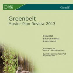 Greenbelt Master Plan Review