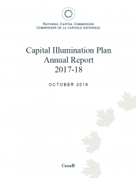 Capital Illumination Plan Annual Report 2017-2018