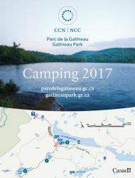 Carte camping 2017