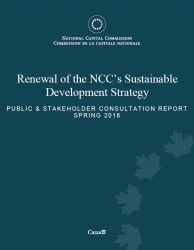 Renewal of the NCC's Sustainable Development Strategy