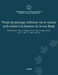 Rapport de consultation publique