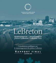Consultation publiques sur le réaménagement des plaines LeBreton - Rapport final - 28 avril 2016