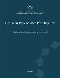 Gatineau Park Master Plan Review - Public Consultation Report Phase 1