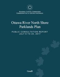 Public Consultation Report Ottawa River North Shore Parklands Plan