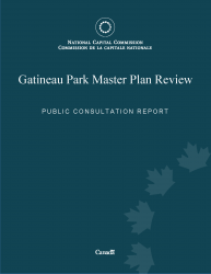 Gatineau Park Master Plan Review - Public Consultation Report Phase 2