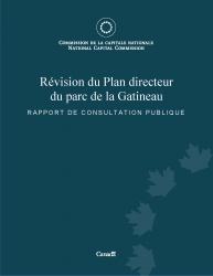 Révision du Plan directeur du parc de la Gatineau - Rapport de Consultation Publique Étape 2