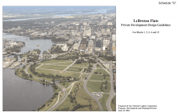 LeBreton Flats Private Development Design Guidelines