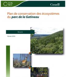Plan de conservation des écosystèmes du parc de la Gatineau - Résumé