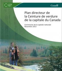 Plan directeur de la Ceinture de verdure