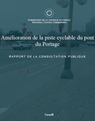 Rapport de consultation publique Pont du Portage