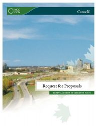 Request for Proposals - Redevelopment of Lebreton Flats