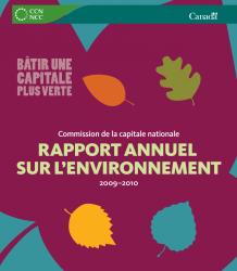 Rapport annuel sur l'environment 2009-2010