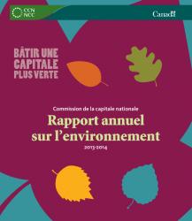 Rapport annuel sur l'environnement 2013-2014