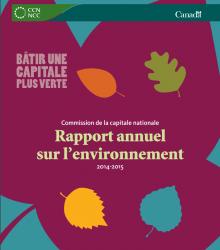 Rapport annuel sur l'environnement 2014-2015