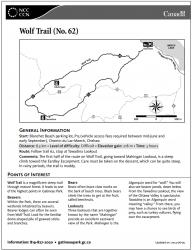 Wolf Trail (No. 62)