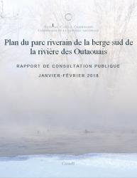 Plan du parc riverain de la berge sud de la rivière des Outaouais - Consultation