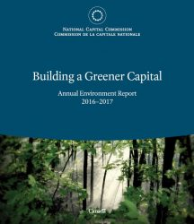 Building a Greener Capital - Annual Environment Report 2016–2017