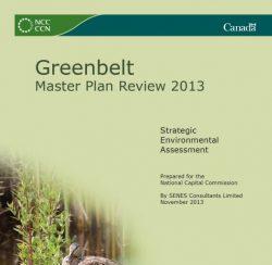 Greenbelt Master Plan Review