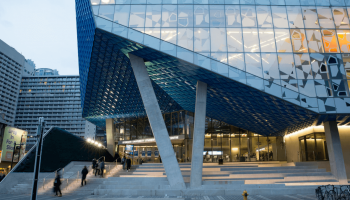 Student Center at Ryerson University, source: Arch Daily