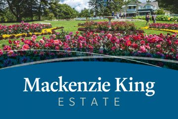 The Mackenzie King Estate in full bloom for annual garden party
