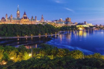 Seven spectacular scenic views in the National Capital