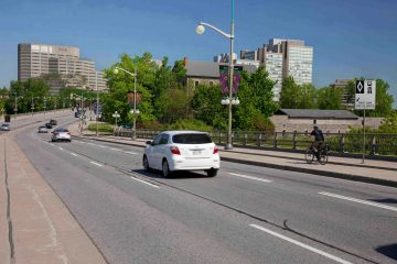 New Speed Limit on Portage Bridge starting September 6