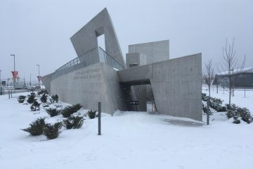 The National Holocaust Monument is temporarily closed until January 17