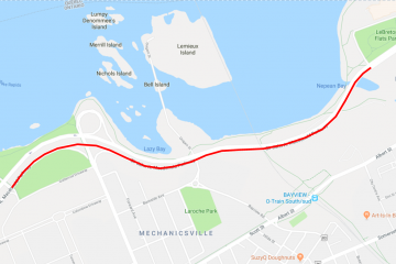 Closure on Sir John A. Macdonald Parkway for Walk for ALS – June 9, 2018