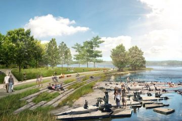 La Commission de la capitale nationale sollicite vos idées pour nommer le parc riverain de la berge sud de la rivière des Outaouais