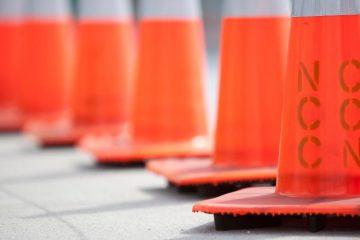 Partial lane closures on the Sir John A. Macdonald Parkway  December 7, and December 10-14