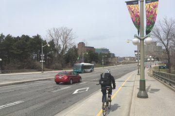 Fermetures partielles de voies sur le pont du Portage se poursuivront jusqu'au 6 juillet