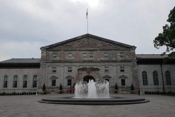 La Commission de la capitale nationale fait le point sur l'état des résidences officielles