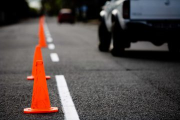 Traffic Advisory - Daily closures on the Queen Elizabeth Driveway: May 28-30 & June 4-8