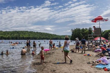 Five beaches to beat the heat at in Gatineau Park
