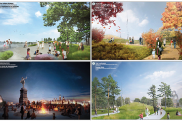 Nepean Point winning design concept chosen