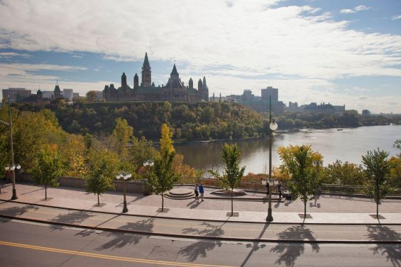 Confederation Boulevard