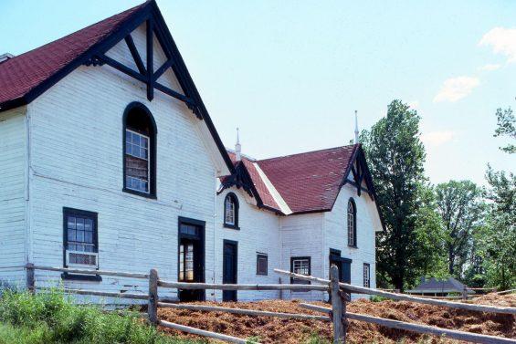 Pavillon de l'écologie et de l'agriculture