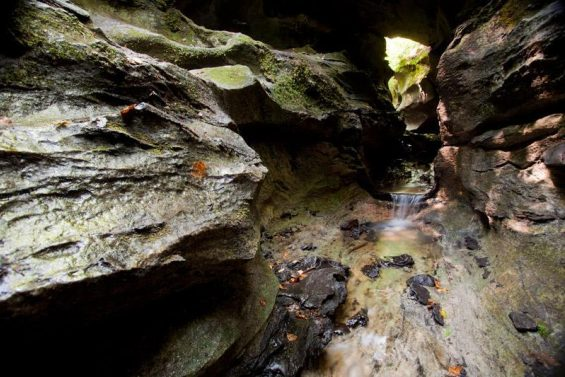 Lusk Cave