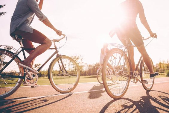 Les vélos-dimanches NOKIA