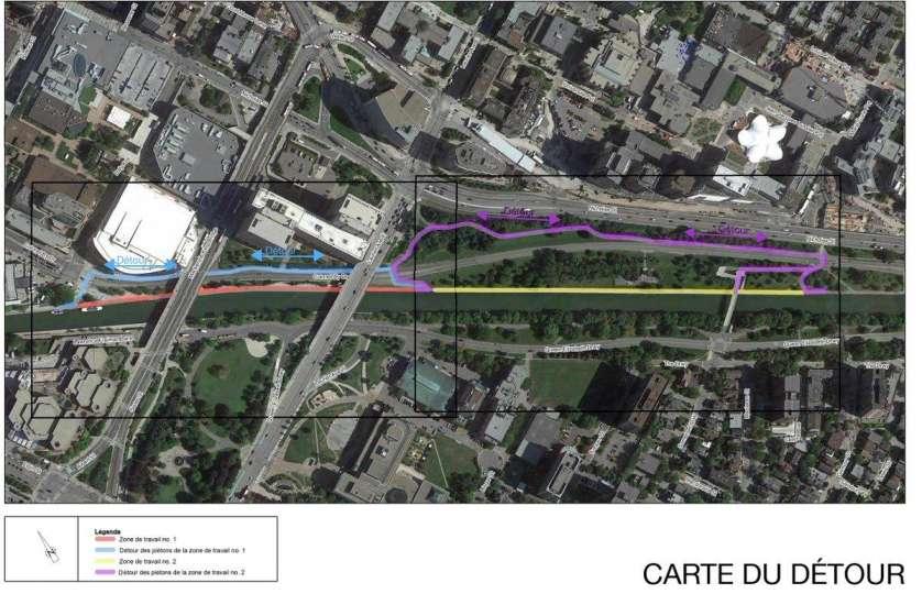 Detour Map FR