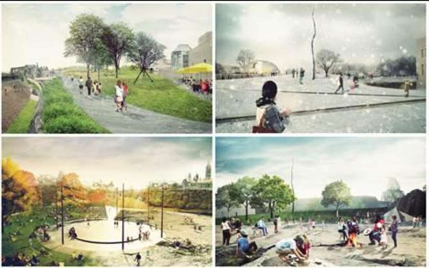 ​Nepean Point – A Park for Our Nation in Progress