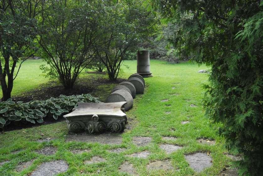 Le parc de Rockcliffe