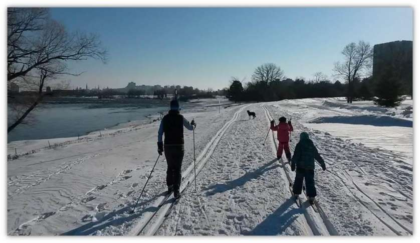 SJAM Winter Trail