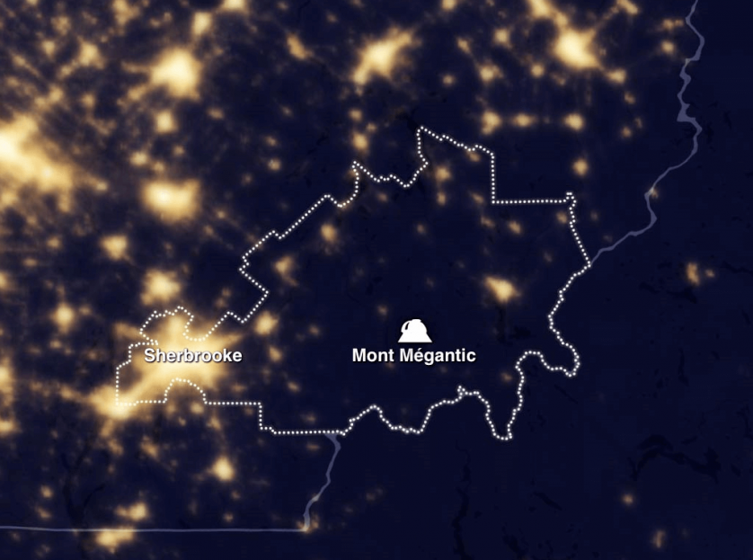 Mont-Mégantic International Dark Sky Reserve