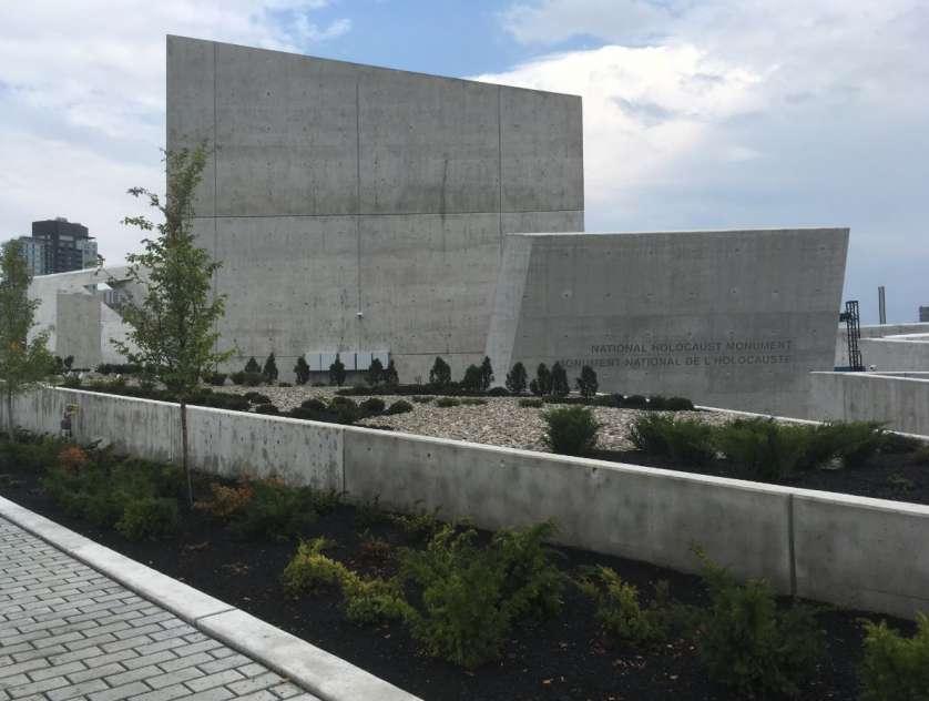 National Holocaust Monument
