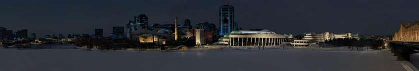 Gatineau - Potential illumination in the future
